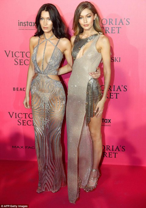 The Victoria Secret Fashion Show 2016 After Party