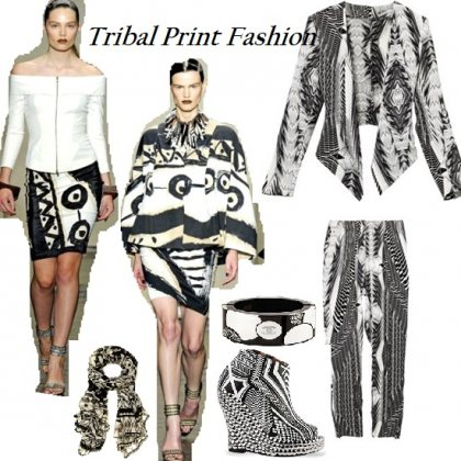 Trend Alert: The Tribal Print