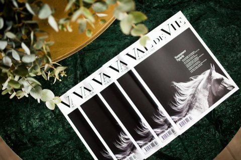 Val de Vie Magazine Launch