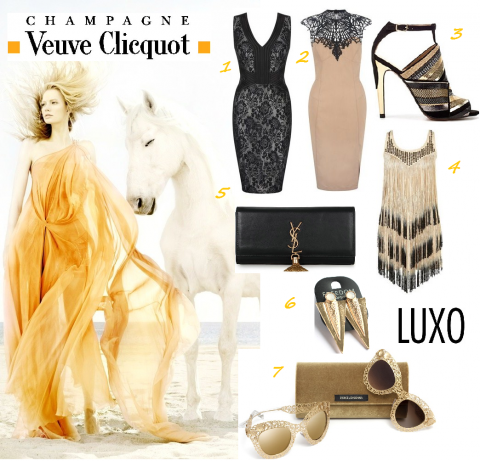 Look the part at the Veuve Cliquot Masters Polo 2014