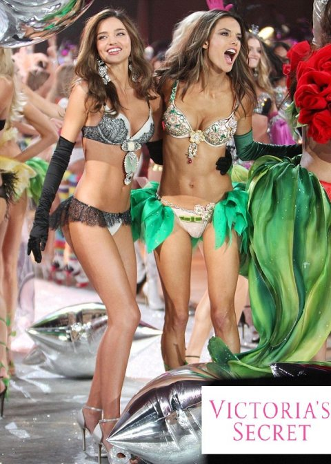 Victoria Secret Fashion Show 2012