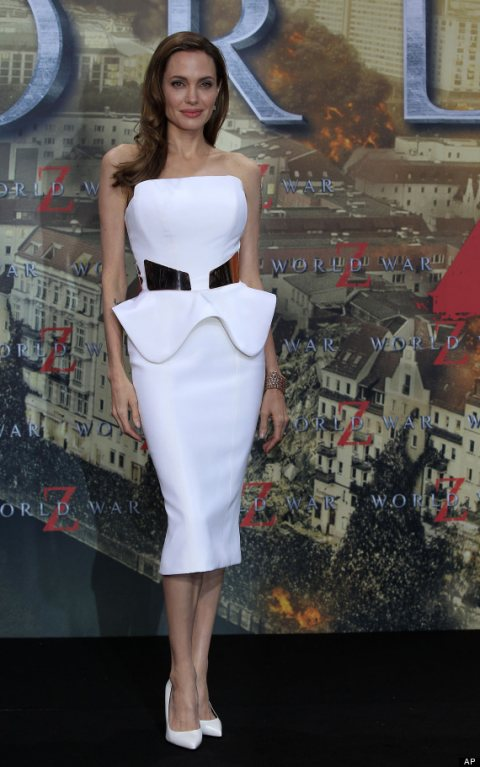 Who is your best dressed celeb in white?