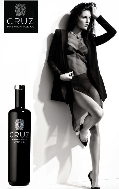 WIN with Cruz Vintage Black Vodka!