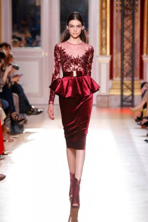 Zuhair Murad Haute Couture 2013 Collection