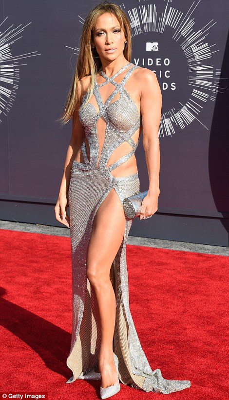 MTV Video Music Awards red carpet 2014