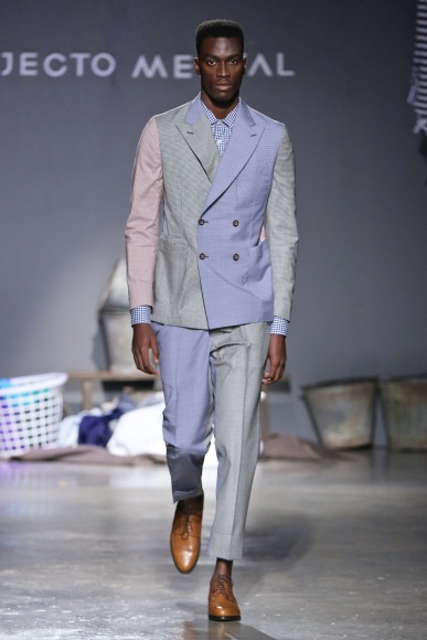 Projecto Mental SS 2016 at SA Menswear Week