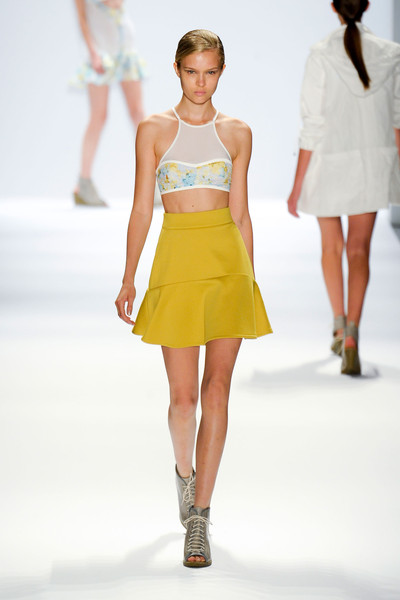 Richard Chai Love SS 2014 at NYFW