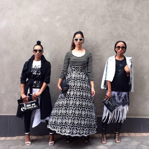 SA Fashion Week Style Divas!