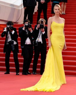 Charlize Theron at Cannes Film Festival