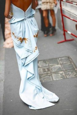 Evening Gowns Street Style