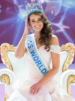 2014 Miss World Winner Rolene Strauss