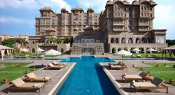 A Royal Maharajah Experience with The Fairmont Jaipur