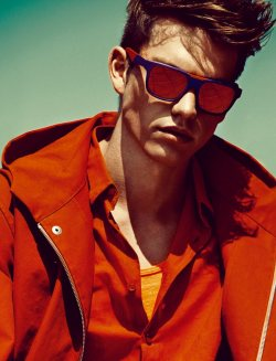 Bright Colours for Men SS 2014
