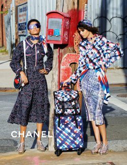 Chanel Spring 2016 Campaign!