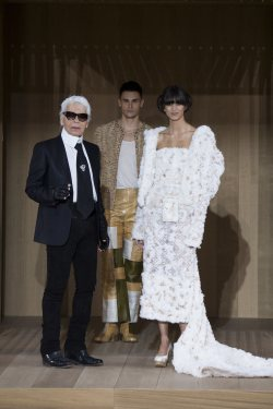 Chanel's Spring 2016 Haute Couture Show