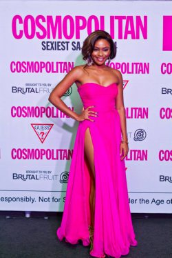 COSMO Sexiest SA Man 2014 Event