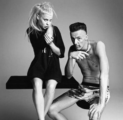 Die Antwoord Featured in the new Dior Ad