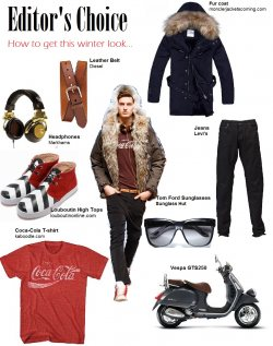 Editor's Style Choice for Winter 2012
