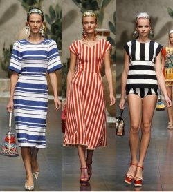 Fall in love with D&G Stripes