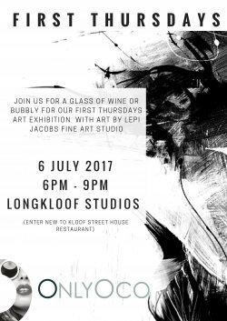 First Thursdays at OnlyOco Cape Town!
