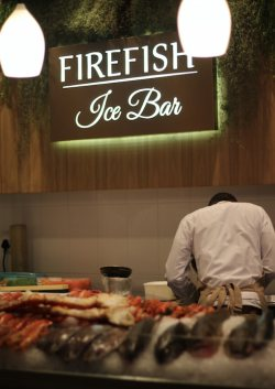 Food Review: Firefish Restaurant