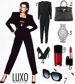 Get the Look: Effortless Chic