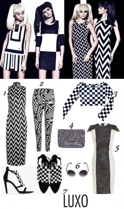 Get the Monochrome Look