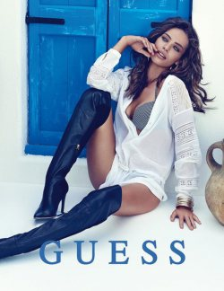 GUESS Fall Winter 2014 Accessories