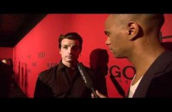 HUGO Fashion Show Spring/Summer 2012 � Interview Patrick Nuo