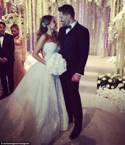 Inside Sofia Vergara's wedding