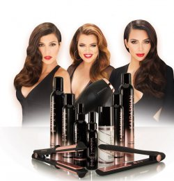 Kardashian Beauty Hair Collection