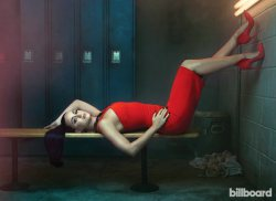 Katy Perry Poses for Billboard Magazine!