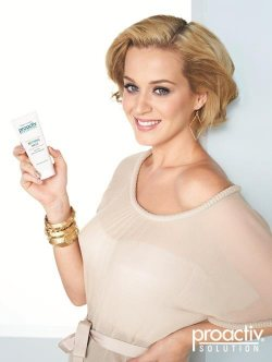 Katy Perry's New Proactiv Campaign