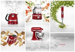 KitchenAid Artisan Launch