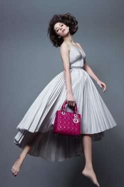 Lady Dior Fall/Winter 2014 Campaign - Marion Cotillard