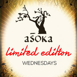 Limited Edition Wednesdays at Asoka Kloof Street