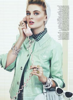 Marie Claire goes Vintage