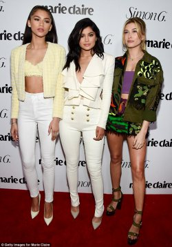 Marie Claire's Fresh Faces party