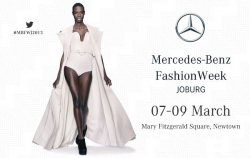 Mercedes Benz Fashion Week: Johannesburg