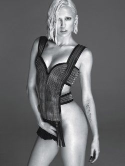 Miley Cyrus for W Magazine