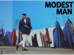 IFDC presents Modest Man