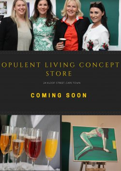 Opulent Living Concept Store Preview