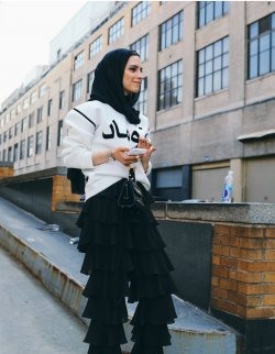 Fashion Patrol - Modest Fashion Inspiration for Ramadan 2017