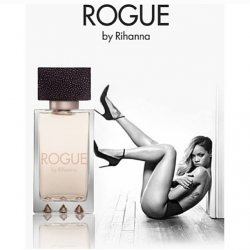 Rihanna's new Fragrance, ROGUE