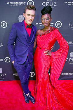 SA Fashion Week Opening Party with CRUZ Vodka