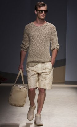 Spring 2014 Milan Fashion Week Menswear