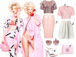 Spring in shades of Pink!
