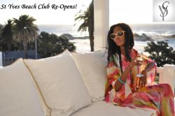 St Yves Beach Club Re-Opening