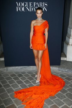 Fashion Patrol - Stars At Couture Fashion Week