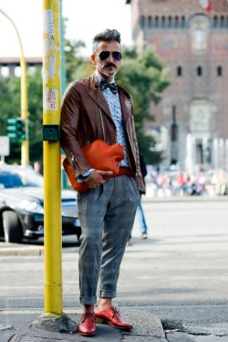 Street Style All about the MEN